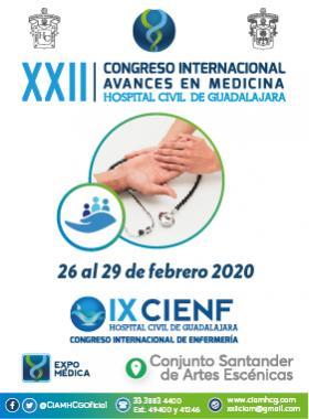 Congreso Internacional Avances en Medicina 2020