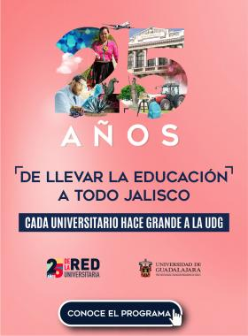 25 Aniversario de la Red Universitaria