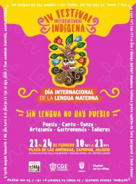 IV Festival Intercultural Indígena