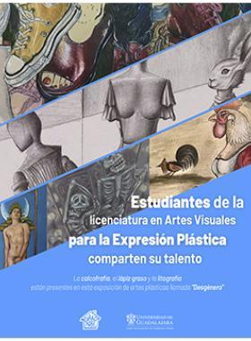 Exposición de artes plásticas del CUAAD