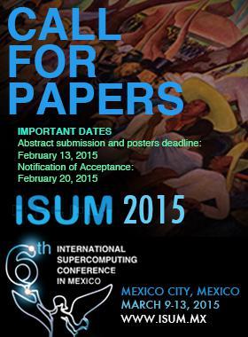 Sitio de la Conferencia Internacional de Supercómputo en México