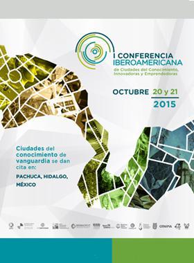Sitio de la Conferencia Iberoamericana de Ciudades del Conocimiento, Innovadoras y Emprendedoras