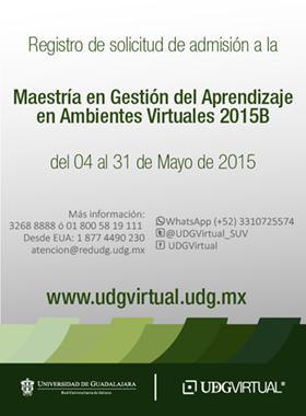 Sitio de U de G Virtual