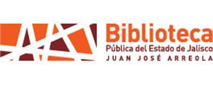Identidad gráfica de la Biblioteca Pública del Estado de Jalisco para promocionar las actividades de diciembre y enero