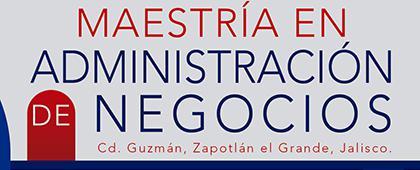 Cartel de Maestría en Administración de Negocios. Periodo de registro: Del 21 de mayo al 22 de junio.