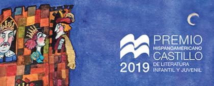 Cartel informativo sobre el Premio Hispanoamericano Castillo de Literatura Infantil y Juvenil 2019