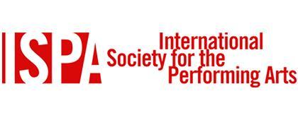 Cartel informativo del evento: International Society fot the Performing Arts (ISPA 2019). A realizarse del 27 al 31 de mayo, en el Conjunto Santader de Artes Escénicas y Edificio Arroniz de la Secretaría de Cultura.