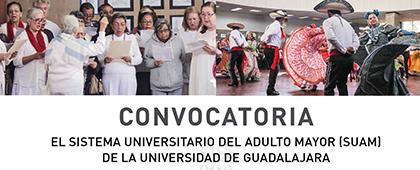 Cursos, diplomados y talleres del calendario 2020A del Sistema Universitario del Adulto Mayor