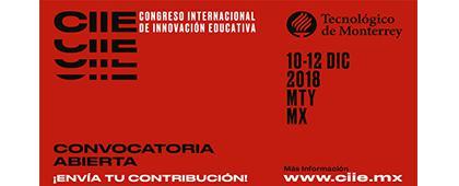 Cartel informativo sobre el 5° Congreso Internacional de Innovación Educativa