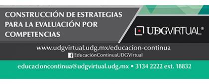 Cartel informativo y de invitación al Curso: Construcción de estrategias para la evaluación por competencias. Inicio: 29 de mayo ¡Consulta las bases!