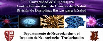 Cartel informativo sobre el Coloquio de Investigación en Neurociencia del Estrés, el 27 de noviembre, a las 12:30 h. en el Auditorio de Fisiopatología, CUCS