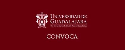 Universidad de Guadalajara CONVOCA