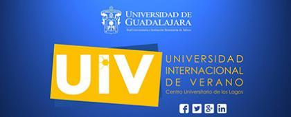 Universidad Internacional de Verano. Fecha límite: sábado 16 de junio de 2018; del 28 de mayo al 16 de junio, CULagos. Invitan: Universidad de Guadalajara, Centro Universitario de los Lagos.