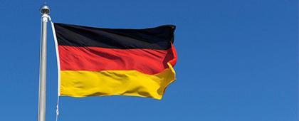 Identidad gráfica de los Cursos sabatinos de Alemán 2019B, a llevarse a cabo del 31 de agosto al 14 de diciembre en CUCSH Belenes.