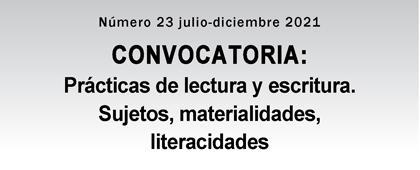 Convocatoria: Diálogos sobre Educación, número 23, julio-diciembre 2021