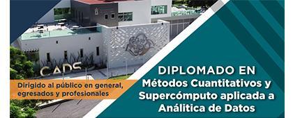 Diplomado en Métodos Cuantitativos y Supercómputo aplicada a Analítica de Datos