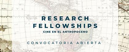 Beca de investigación: Cine y el antropoceno