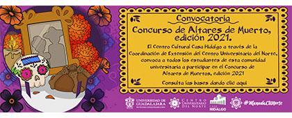 Concurso de Altares de Muerto, edición 2021