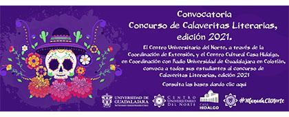 Concurso de Calaveritas Literarias