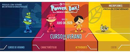 Powerbox curso de verano PROULEX 2020