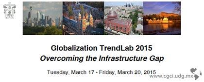 Globalization TrendLab 2015 – Overcoming the Infrastructure Gap