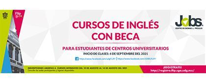 Cursos de inglés con beca para estudiantes de Centros Universitarios
