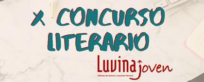 X Concurso Literario Luvina Joven