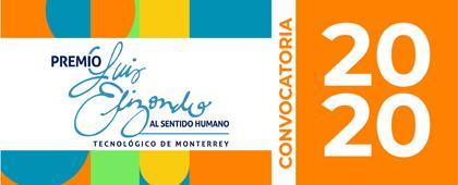 Premio Luis Elizondo al sentido humano, convocatoria 2020