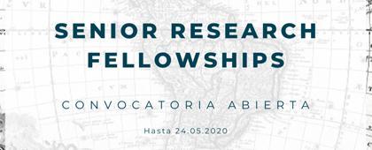 Senior Research Fellowships.