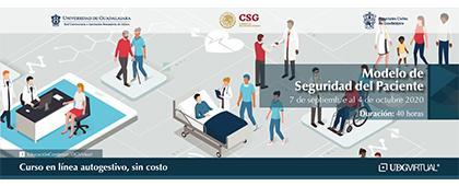 Curso: Modelo de seguridad del paciente