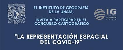 Concurso cartográfico: La representación espacial del COVID-19