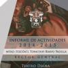 Informe de Actividades 2014-2015. Mtro. Itzcóatl Tonatiuh Bravo Padilla, Rector General.