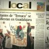 """La resistencia de esta asociación ha tenido eco en todo el planeta. """"Es una lucha por la vida y el patrimonio cultural, y contra el ecocidio"""": Rector del CULagos"""