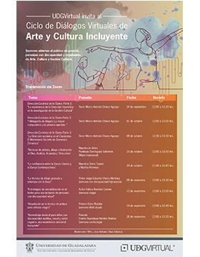 Arte y Cultura Virtual Incluyente UDGVirtual