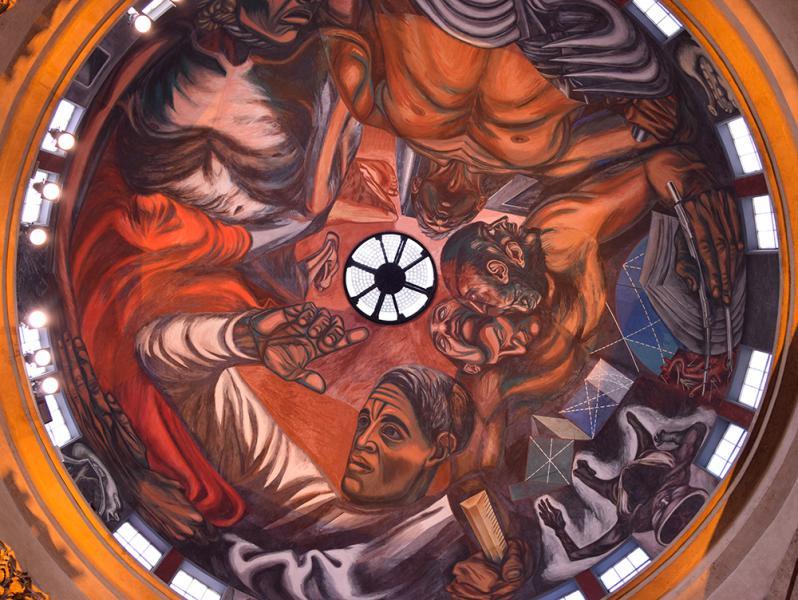 15 de mayo d a del maestro universidad de guadalajara for El mural guadalajara