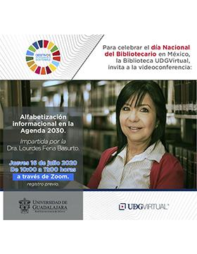 Videoconferencia: Alfabetización informacional en la Agenda 2030