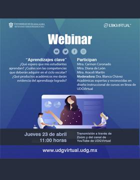Webinar: Aprendizajes clave